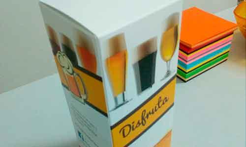 Nuevo diseño de caja para cerveza