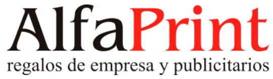 logo alfaprint SEO