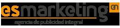 logo es marketing zaragoza Nueva Imagen de Marca